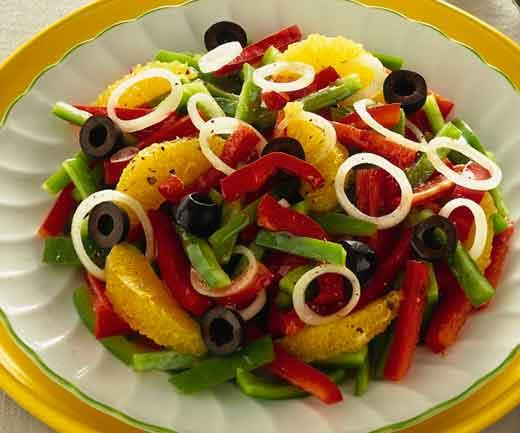 Ricetta Insalata Vegetariana.Ricette Insalate Vegetariane Dolcepasticceria
